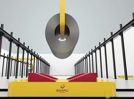 重型平板车高压锂电电源系统